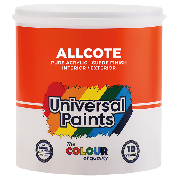 Universal Paints Allcote 1L