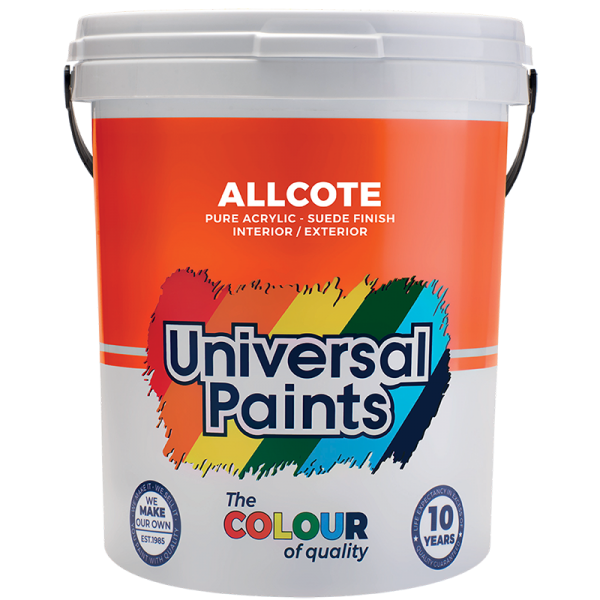 Universal Paints Allcote 10L