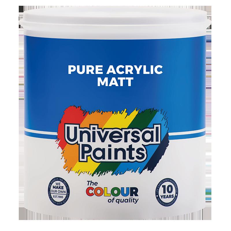 Universal Paints Pure-Acrylic-Matt-1L