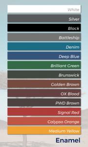 Enamel-Colour-Card