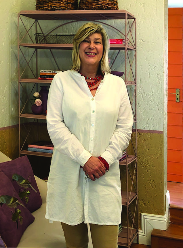 Colour Expert, Claire Bond, Talks to The Home Channel 1