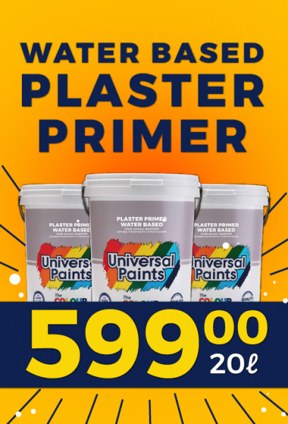 Water based Plaster Primer on Special